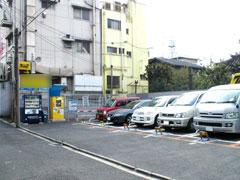 タイムズ京都駅東