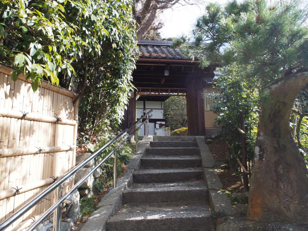 金福寺(こんぷくじ)