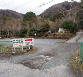 曼殊院門跡の駐車場